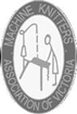 Machine Knitters Association of Victoria logo